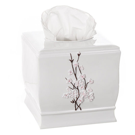 Vanda Square Tissue Box