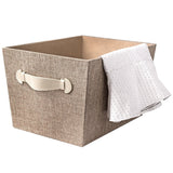 Storage Bin with Handles, Sand Dunes