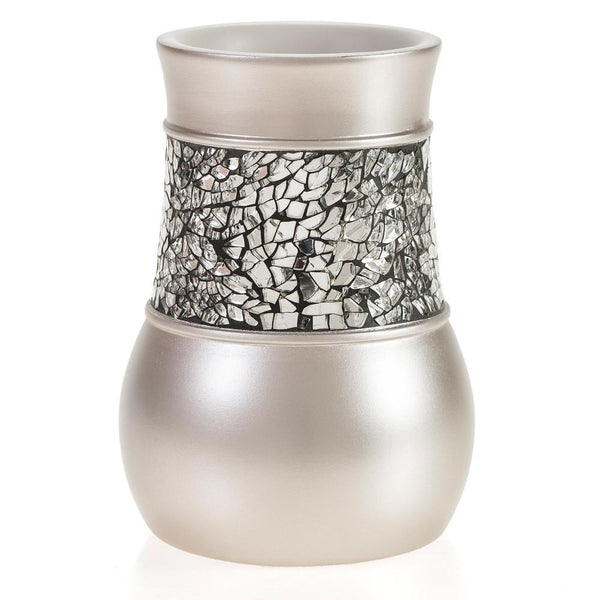 Brushed Nickel Tumbler