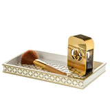 Diamond Lattice Vanity Tray