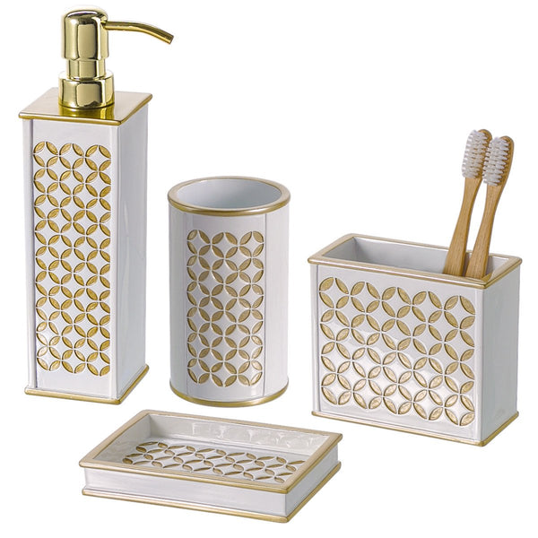Diamond Lattice Gift Set - 4 pcs