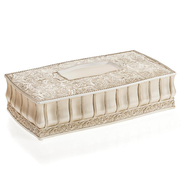 Victoria Collection Rectangle Tissue Box