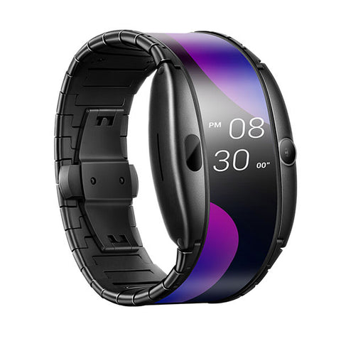 Nubia Alpha Fold-able Bluetooth Smart Watch