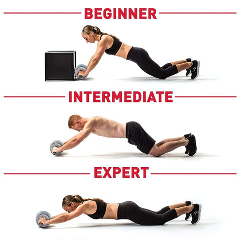 Fitness Speed Training Ab Roller