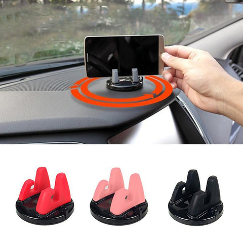 Image of 360 Degree Rotatable Car Phone Holder