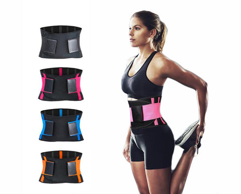 Adjustable Waist Trainer And Tummy Slimming Belts