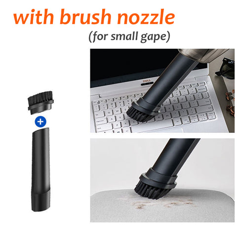 Handheld Rechargeable Car Vacuum Cleaner