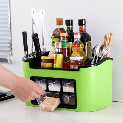 Multi-functional Kitchen Storage Organiser