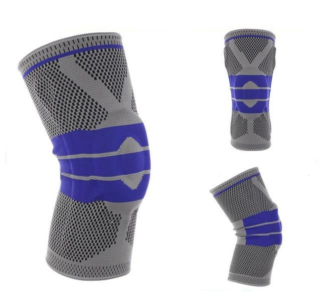 Knees Protection Fitness Pads For Large Weight Person