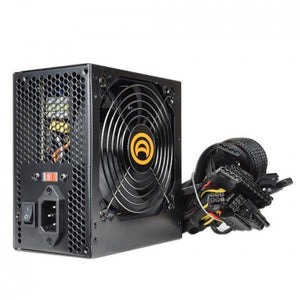 A-Power AK 680W 20+4-pin ATX Power Supply w/SATA & PCIe (Black)