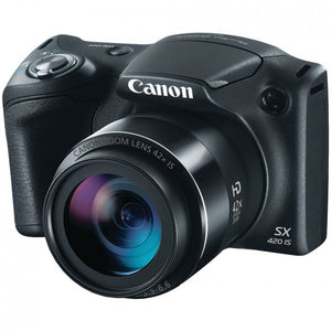 Canon 20.0-megapixel Powershot Sx420 Is Digital Camera (black) CND1068C001