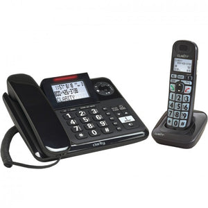 Clarity Amplified Corded And Cordless Phone System With Digital Answering System CLAR53727