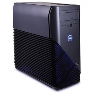 Dell Inspiron 5675 Ryzen 5 1400 Quad-Core 3.2GHz 8GB 1TB DVD�RWRadeon RX 570 W10H Gaming Desktop w/WiFi & Blue LEDs