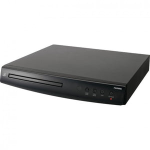 GPX DH300B 1080p Upconversion DVD Player