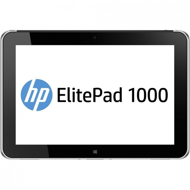 HP ElitePad 1000 G2 W4W10UA Tablet PC - Intel Atom Z3795 1.6 GHz Quad-Core Processor - 4 GB LPDDR3 SDRAM - 128 GB Solid State Drive - 10.1-inch Touchscreen Display - Windows 10 Professional 64-bit Edition