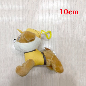 20cm Paw Patrol Dog 6 Color Plush Toys Soft Puppy Canine Keychain Plush Dolls Canine Broadcast The Hit TV Cartoon Animation 26M