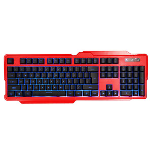 Seven Items Factory Direct Selling USB Cable G22 Business Office Keyboard Lol Jedi Survival Chicken Gaming Keyboard
