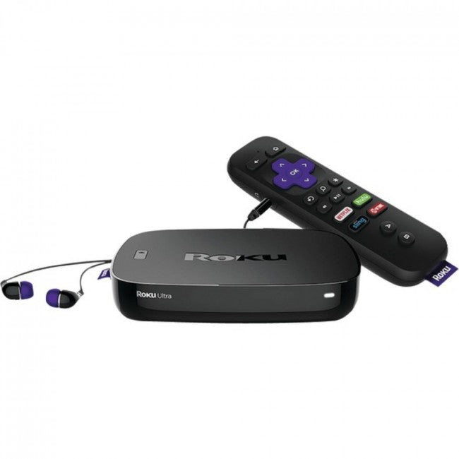 Roku 4640XB Refurbished Roku Ultra Streaming Player