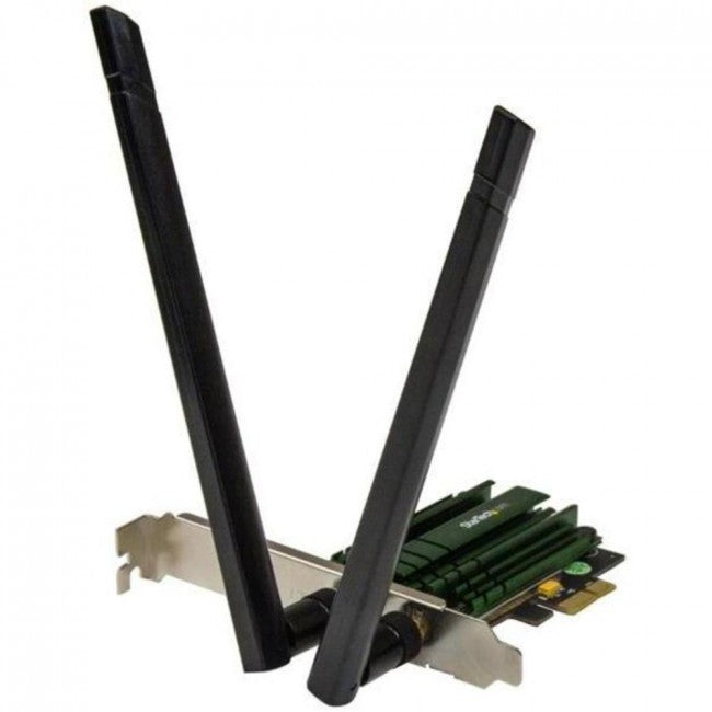 StarTech PEX867WAC22 PCI Express AC1200 Dual Band Wireless-AC Network Adapter - 802.11ac Wi-Fi Card - Up to 867 Mbps