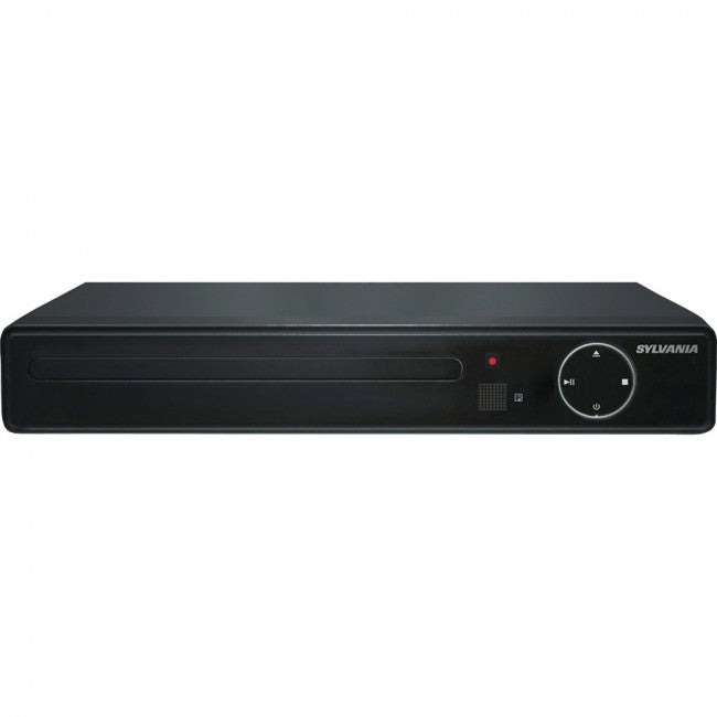 Sylvania Dvd Player With 1080p Upconversion CURSDVD6655