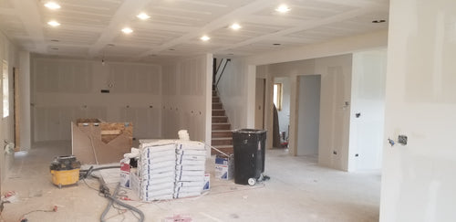 Schedule a Drywall or Drywall Taping Estimate