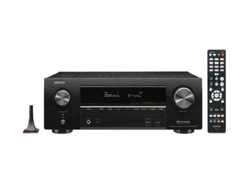 Denon Receiver AVRX Series (Select Model) - NoticeTMA