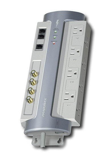 Panamax M8 series 8-Outlet Power Conditioner/Surge Protector - NoticeTMA