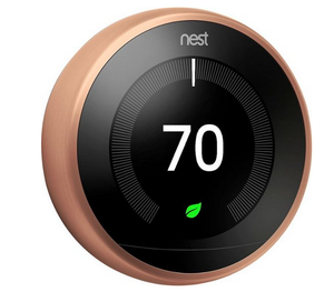 Nest Learning Thermostat - NoticeTMA