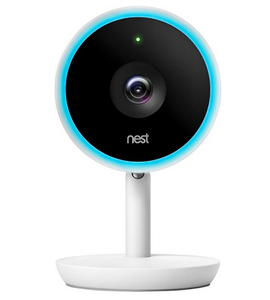 Nest Indoor Cam IQ Security Camera - NoticeTMA