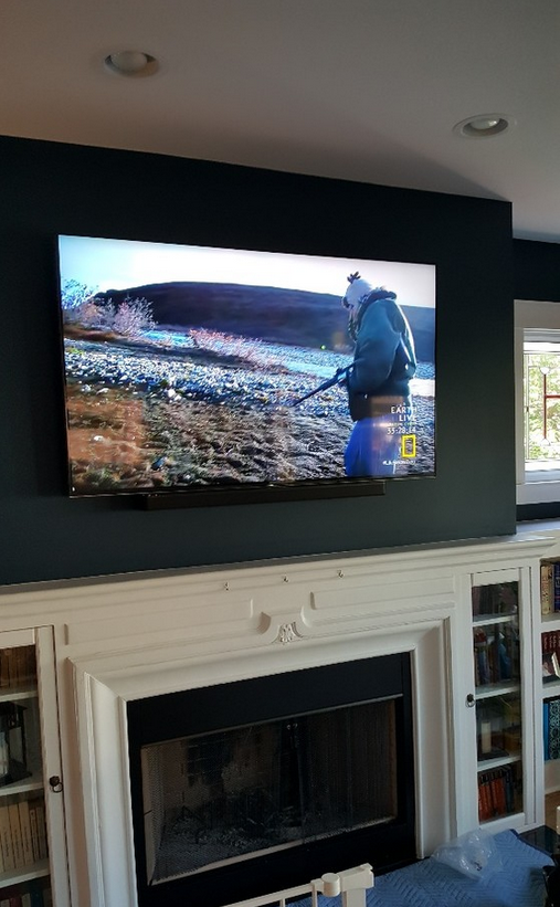 TV Mounting Installation (Select Options) - NoticeTMA