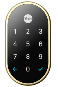 Nest x Yale Door Lock (Select Finish) - NoticeTMA