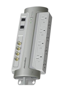 Panamax M Series 8-Outlet Power Conditioner/Surge Protector - NoticeTMA