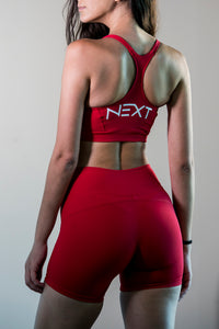 NEXT - Short | Red