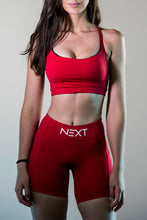 Load image into Gallery viewer, NEXT - Sports Bra | Red