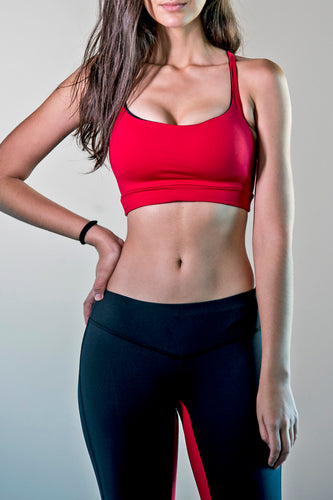NEXT - Sports Bra | Red