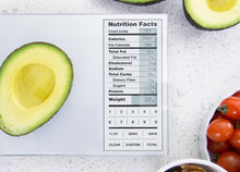 Load image into Gallery viewer, GreaterGoods Nourish Digital Kitchen Food Scale