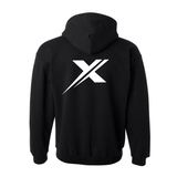 Xtrategy Nutrition Black Hoodie