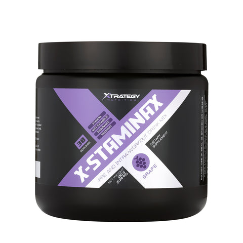 X-STAMINAX INTRA WORKOUT G