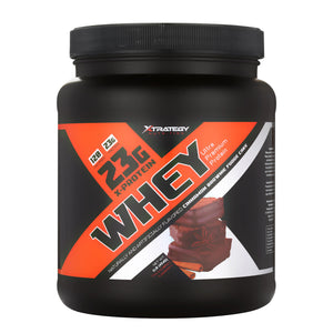 WHEY CINNAMON BROWNIE