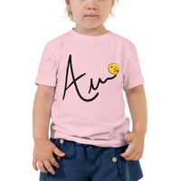 Toddler Valentines Short Sleeve Tee