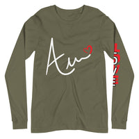 Signature Limited Unisex Long Sleeve Tee