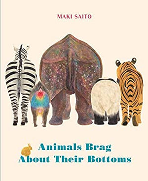 animals brag about bottoms book