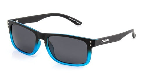 goblin polarized - matt black w/carve blue grey pol lens