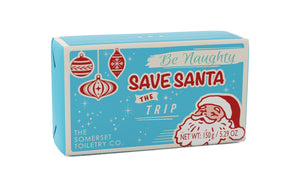 The Naughty list soap