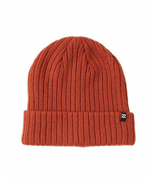 Billabong Arcade Deep Red Beanie