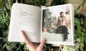 boys with plants book