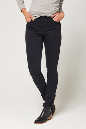 Toorallie Swansea slim leg jean in ink