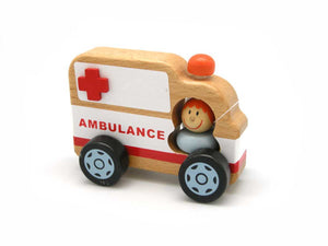 Chunky shape truck - ambulance