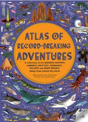 atlas of record breaking animals