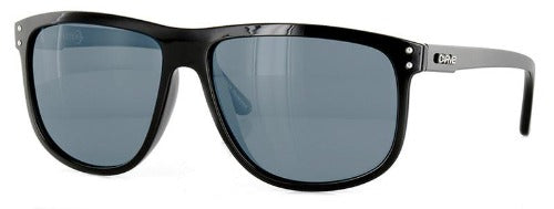 absolution polarized - gloss black grey carve sunglasses